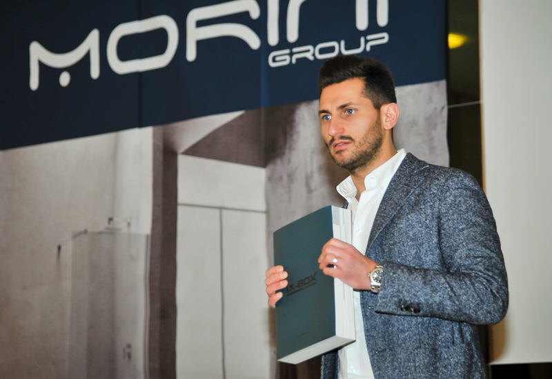 Morini Group Meeting 2018